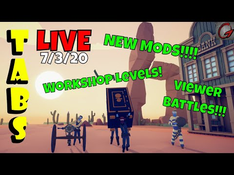 tabs-live-unit-creator-modded-gameplay-and-viewer-battles