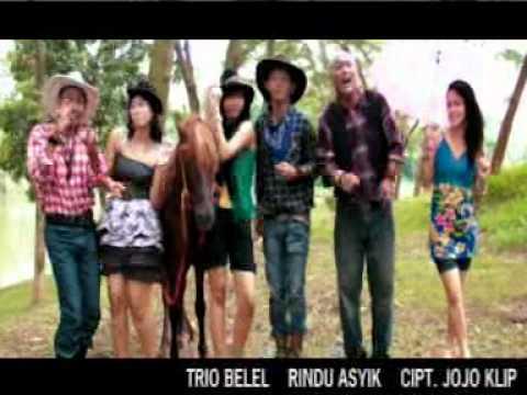 Trio Belel Srimulat Yunior - Rindu Asik.mpg