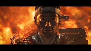 Ghost of Tsushima - кинематографический трейлер игры PGW 2017