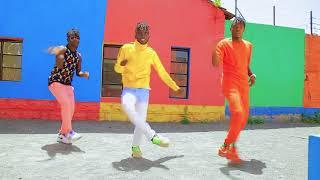 Boom-KA'du Dance cover By THE CREW KENYA