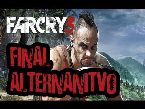 Far Cry 3 (Parte 28) FINAL ALTERNATIVO (Playthrough HD Facecam Esp)