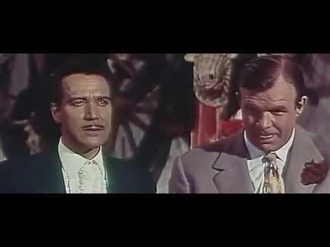 Film français, la Femme et le Pantin 1959, Brigitte Bardot subtítulos español