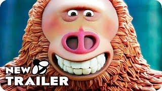 MISSING LINK Trailer (2019) Hugh Jackman Animation Movie