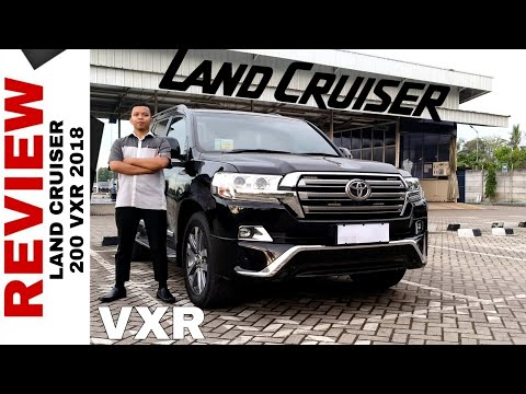 Explorasi LAND CRUISER 200 VXR 2018 - King of The World -Toyota Indonesia