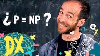 ¿Qué es eso del problema P versus NP?