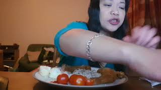 Cooking Crispy Fried CHICKEN|KAIN TAU masarap!!!😉😉😉😍😍