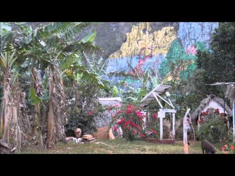 CUBA TRAVEL - PART 2/9  VINALES VALLEY - 2015