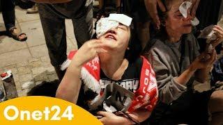 Przepychanki przed Pałacem Prezydenckim | Onet24