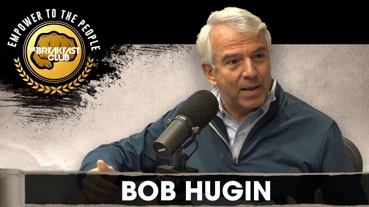 bob hugin