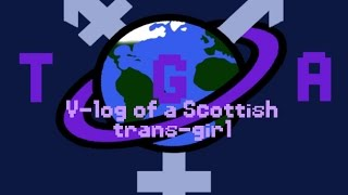 V-log Of A Scottish Trans-girl 07/06/15 (Drunk Adventures In Edinburgh!)