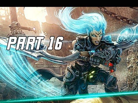 DARKSIDERS 3 Walkthrough Gameplay Part 16 - Stasis Hollow ...