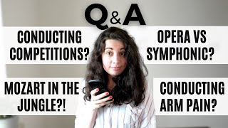 Orchestra conductor Q&A: answering your questions about orchestra conducting and classical music
