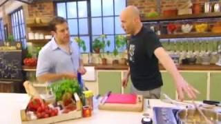 Chorizo & Black Pudding Stew - Market Kitchen