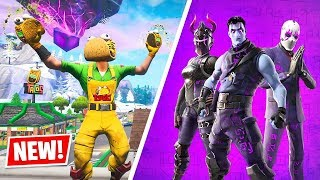 New dark reflection pack fortnite battle royal live game play