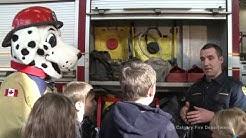 Calgary fire station virtual tour