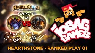 IOBAGG - HearthStone Ranked Play 01