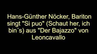 "Hans-Günther Nöcker ""Si puo"""