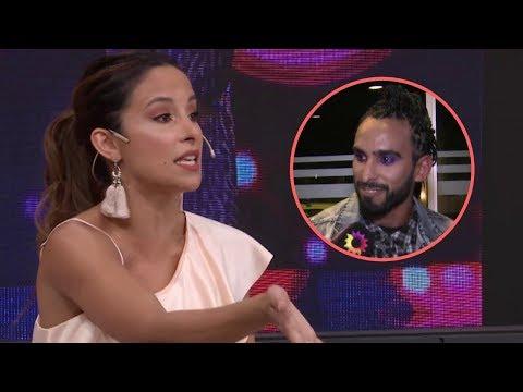 La bomba de Lourdes Sánchez que deja mal parado a Gabo Usandivaras en el Bailando
