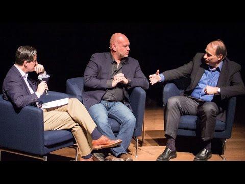 Steve Schmidt, David Axelrod, & Steve Edwards talk politics