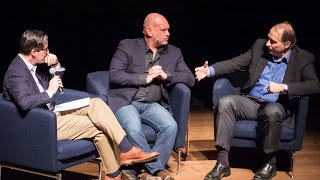 Steve Schmidt, David Axelrod, & Steve Edwards talk politics
