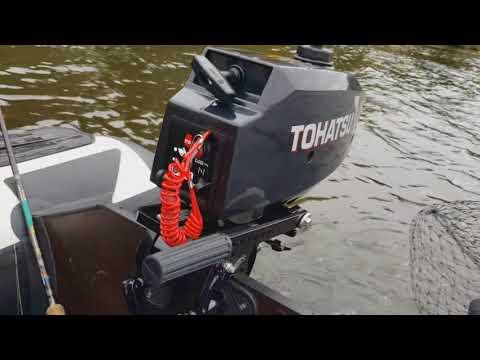 лодочный мотор тохатсу 3.5