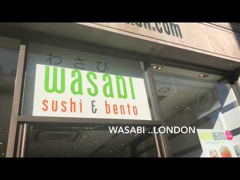 Wasabi In London