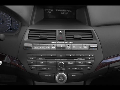 """""""Enter Code"""" Honda Accord - Code de Radios Nacionais e Importados!"""