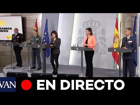 DIRECTO: Última hora del coronavirus en España