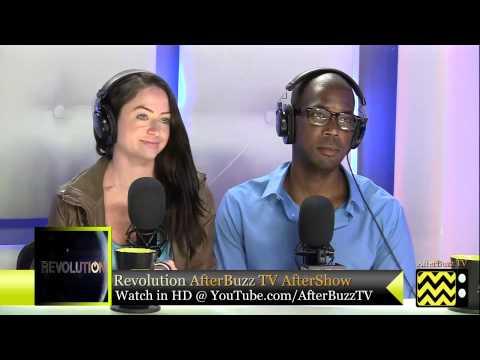 "Revolution After Show Season 1 Episode 1 "" Pilot ""  | AfterBuzz TV"