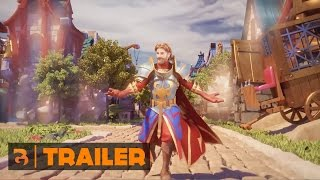 Elvenar: Gameplay Trailer