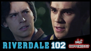 6 BIGGEST REVEALS in RIVERDALE 1x02: Chapter Two A Touch of Evil   What Happened?!?
