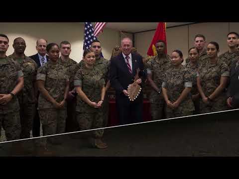 Marine Corps Base Hawaii Aloha Minute