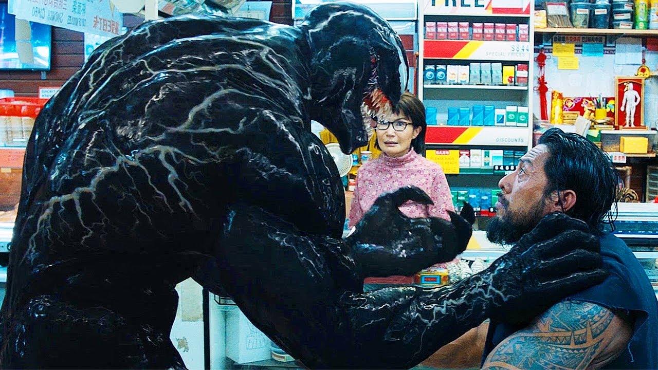 """Download """"WE ARE VENOM"""" Ending Scene - Venom (2018) Movie CLIP HD"""