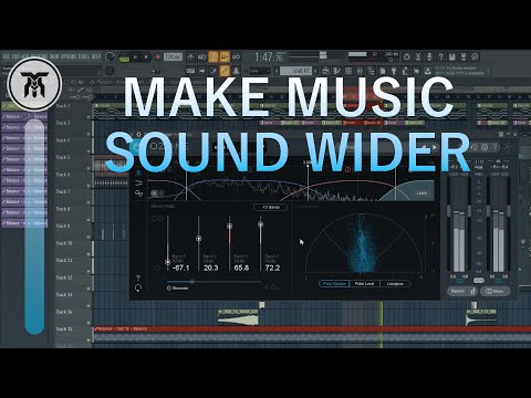 How to Make a Wider Mix (Music Mixing Tutorial)