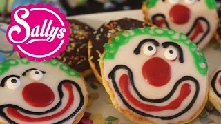perfekte Amerikaner wie vom Bäcker /schnell, einfach, lecker /Fasching & Karneval
