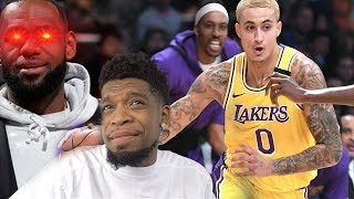 100% PROOF Lebron is STILL Trading KUZ! Lakers at Thunder | Full Game Highlights