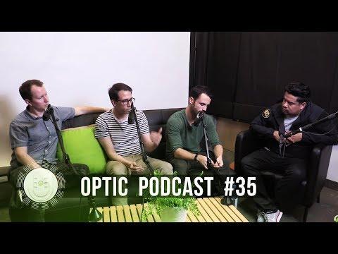 OpTic enters League of Legends! Podcast Ep 35