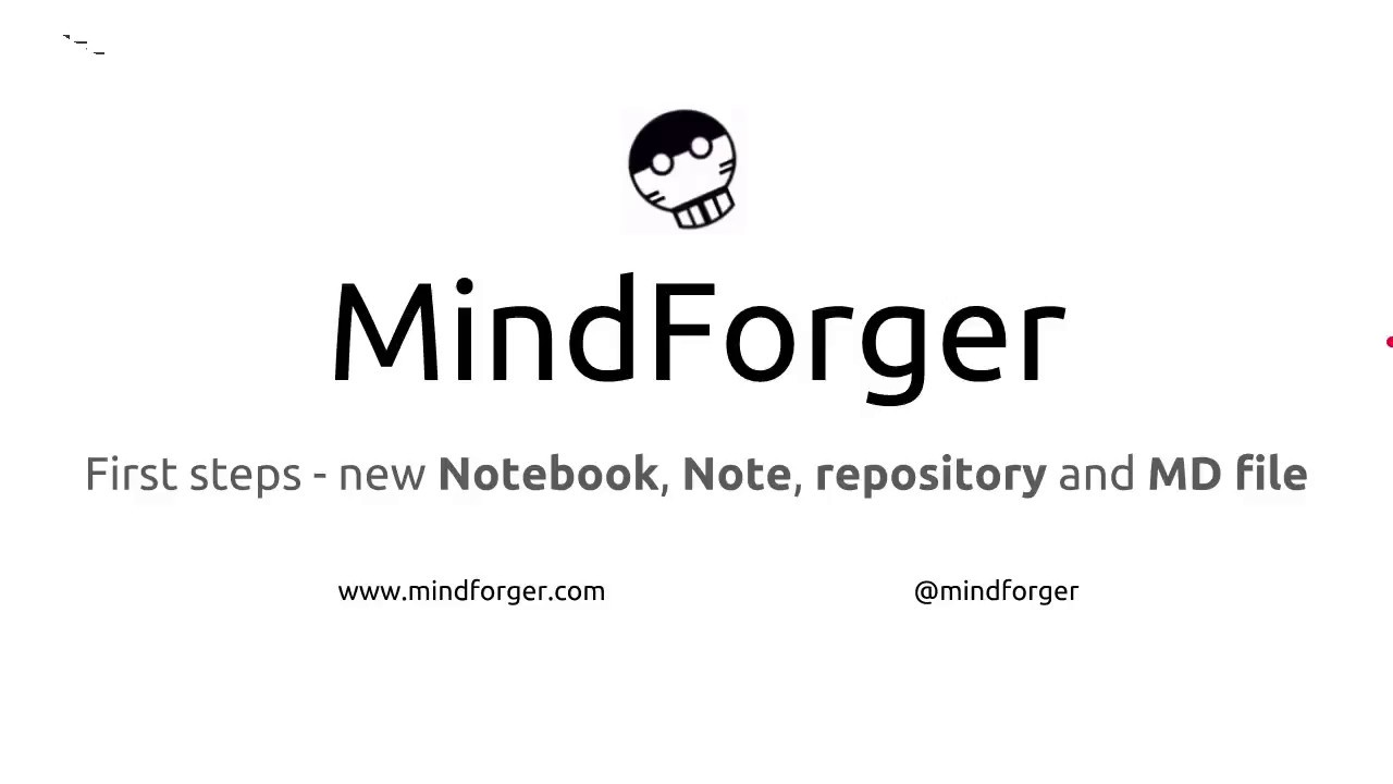 MindForger - Thinking Notebook and Markdown IDE