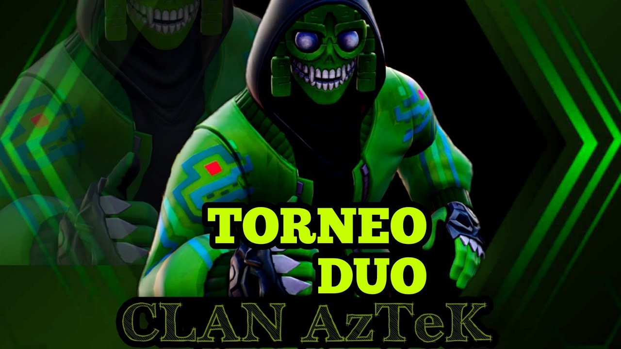 FORTNITE  TORNEO DUO