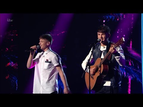 Sean and Conor Price  sing