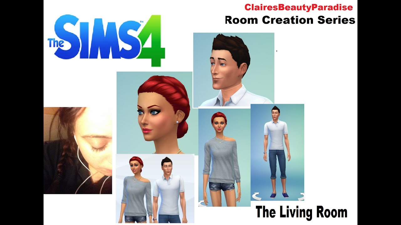 Sims 3 Character Design Ideas : The sims ideas for a living room youtube