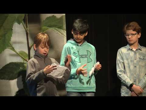 Building An Eco-Friendly Museum | NY Sun Works Youth Conference