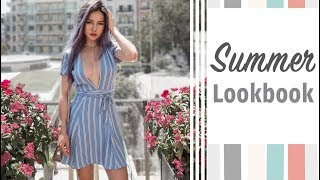 Summer Lookbook 2017 | Summer Outfits in Portugal
