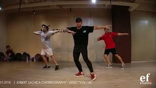 Unravel Me - Sabrina Claudio   Jobert Lachica Choreography (Urban) - Kinection & AC   ef. Studios