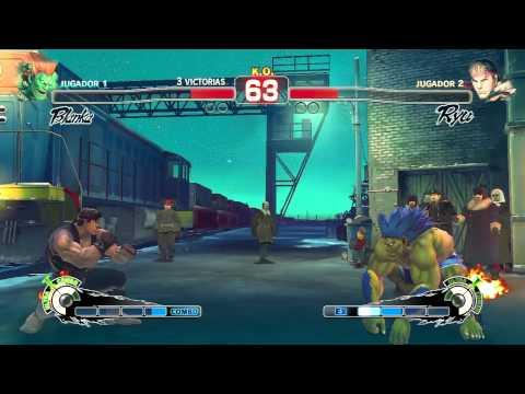095 D04B02 - Piccoro (Blanka) vs Tito Porras (Ryu ...