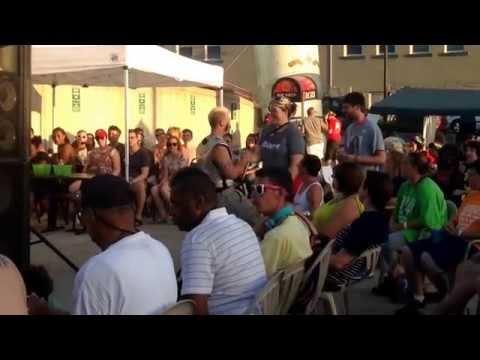 Mid MO LGBT Pride Drag Show, Columbia MO - Hunter