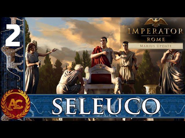 LA LEGIONE DI SELEUCO || IMPERATOR: ROME - HEIRS OF ALEXANDER || SELEUCO || GAMEPLAY ITA #2