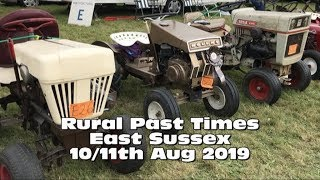 Rural Past Times - Aug 2019