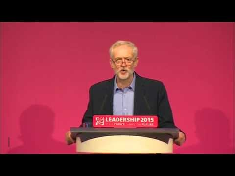 Labour leadership: Watch the moment Jeremy Corbyn is elected Labour leader