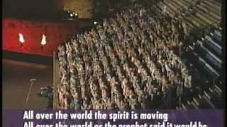 All over the World the Spirit is moving - Roy Turner